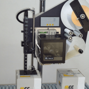 EPACKAGING URANO PNEUMATIC Stampante e applicatore etichette pneumatico
